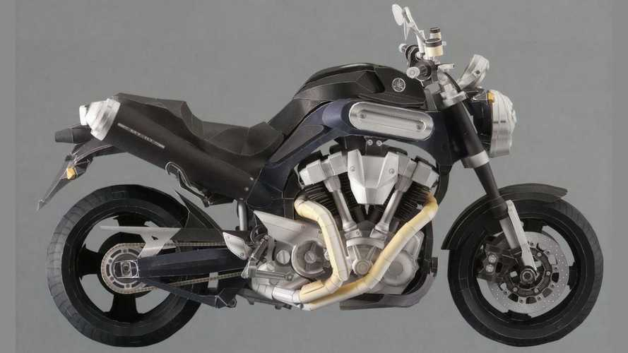 Yamaha Papercraft Designer Talks About 20 Years Of Paper Motorcycles