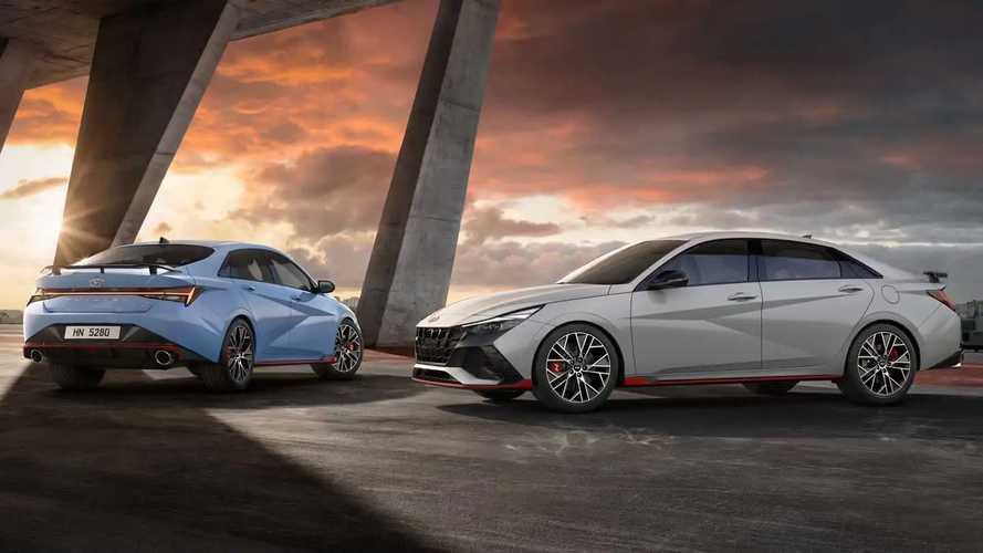 Hyundai Elantra N 2022 Debut sebagai Sedan Sport nan Edgy