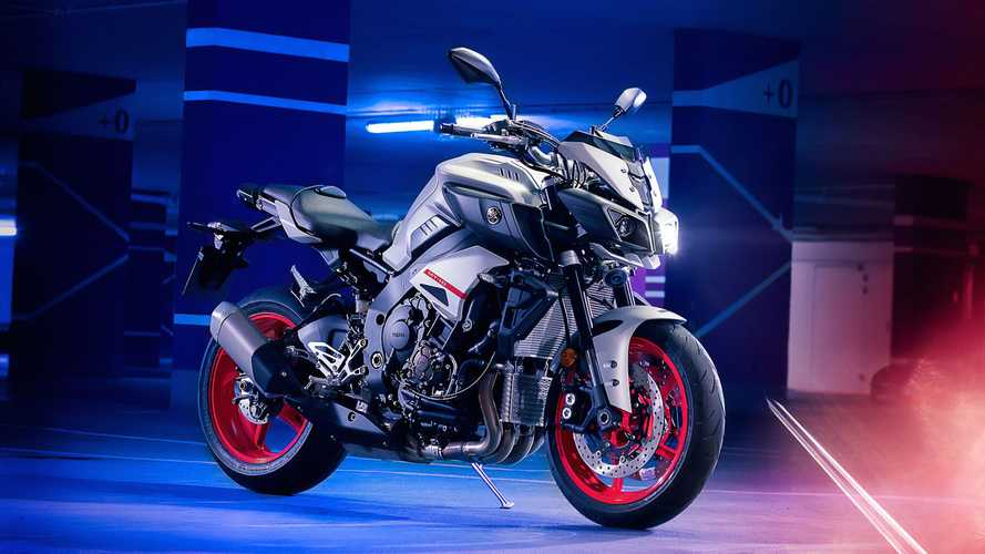 Yamaha Eying MT-10 Design Update And Power Boost In 2022