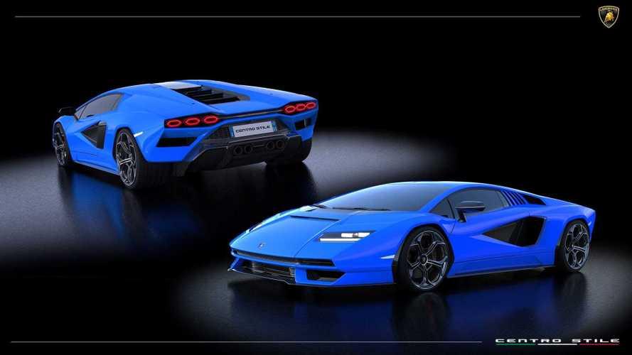 Lamborghini Countach'ın efsanevi V12'sini dinleyin!