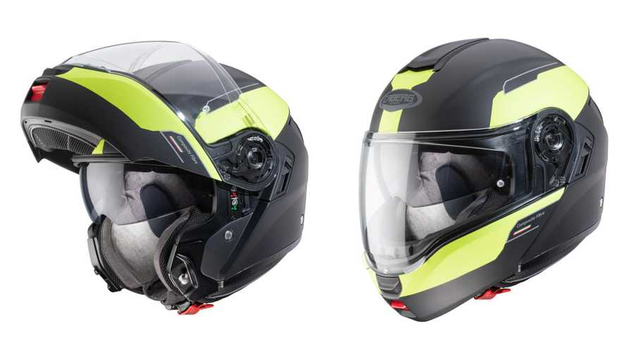 Caberg Presents The Levo Modular Helmet With All-New Graphics