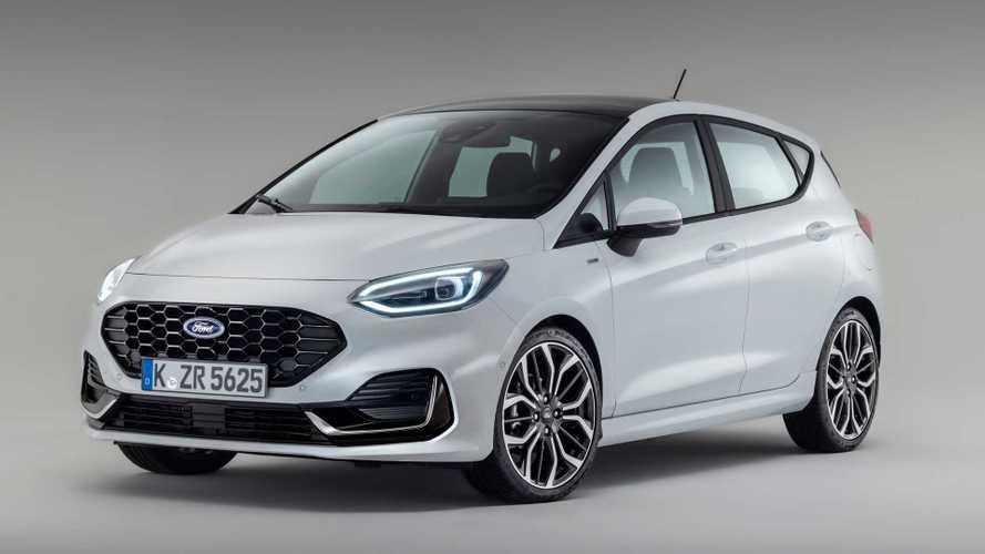 Ford Fiesta (2022): Alle Infos zum Facelift