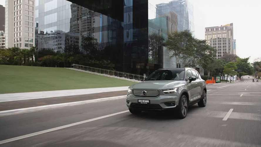 Primeiras impressões Volvo XC40 P8 elétrico: o novo líder?