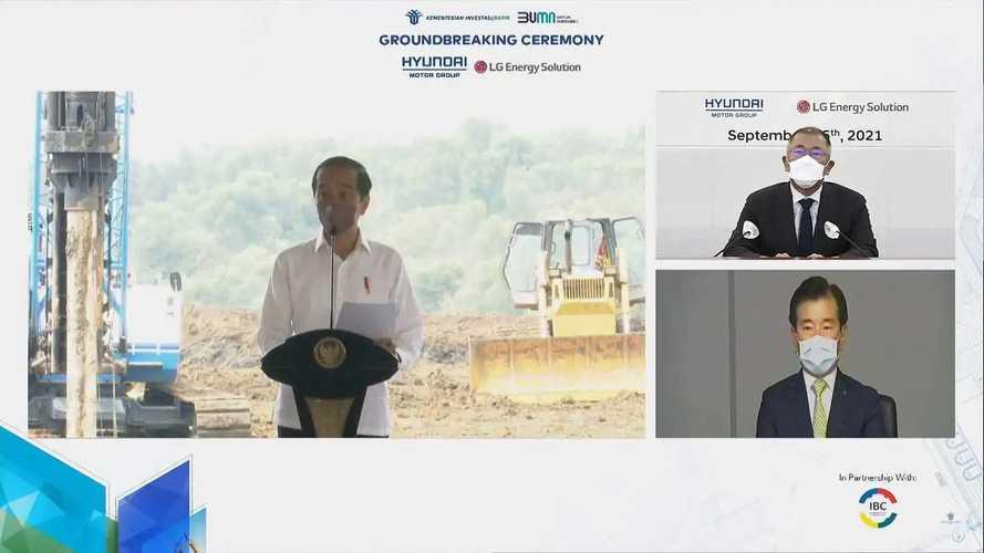 Hyundai Motor dan LG Energy Solution Bangun Pabrik Sel Baterai