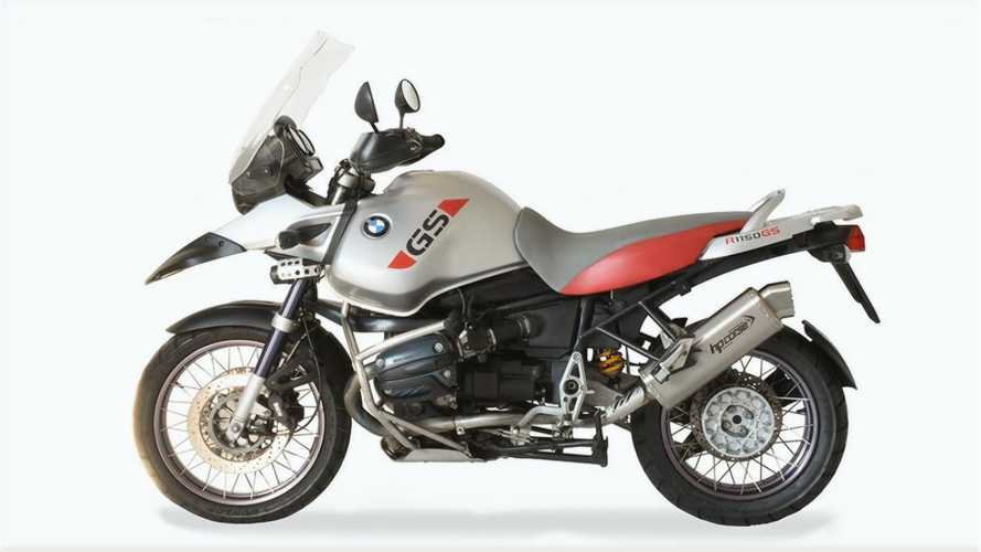 HP Corse Offers New Slip-On Exhaust Line For Your BMW R 1150 GS