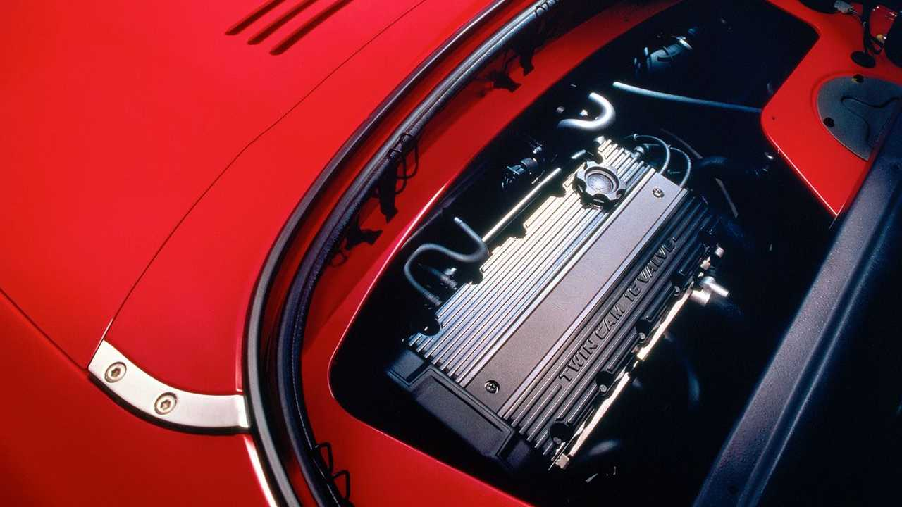 Rover K-Serie - MGF-Motor