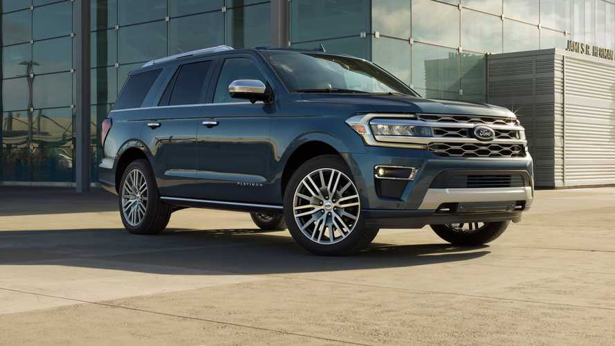 Ford Expedition (2021)