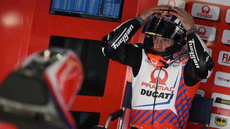 YetAnother MotoGP Rider Undergoes Arm Pump Surgery In 2021