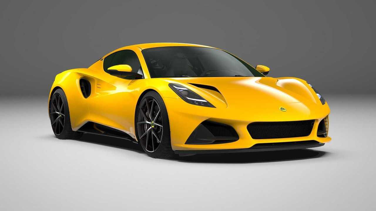 Lotus Emira V6 First Edition (2021): Alle Daten und der Preis.