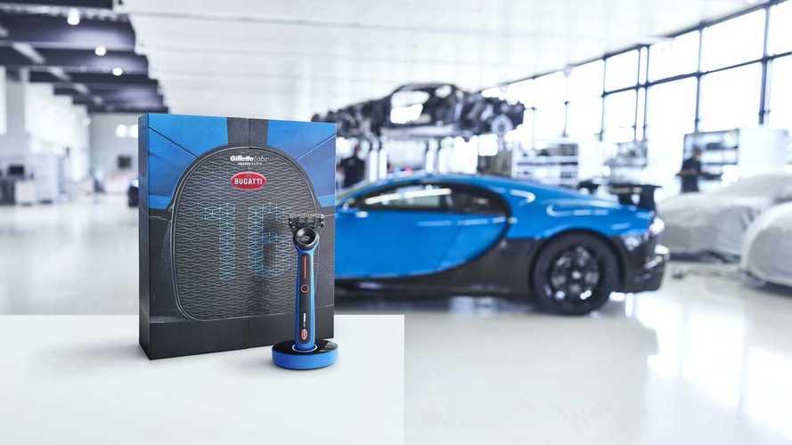 Bugatti x Gillette