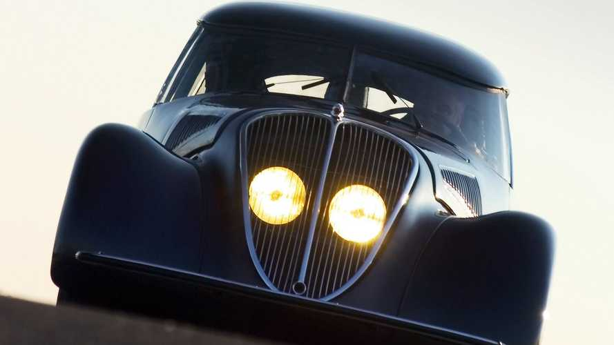 Unuttuğumuz Konseptler: 1936 Peugeot 402 Andreau