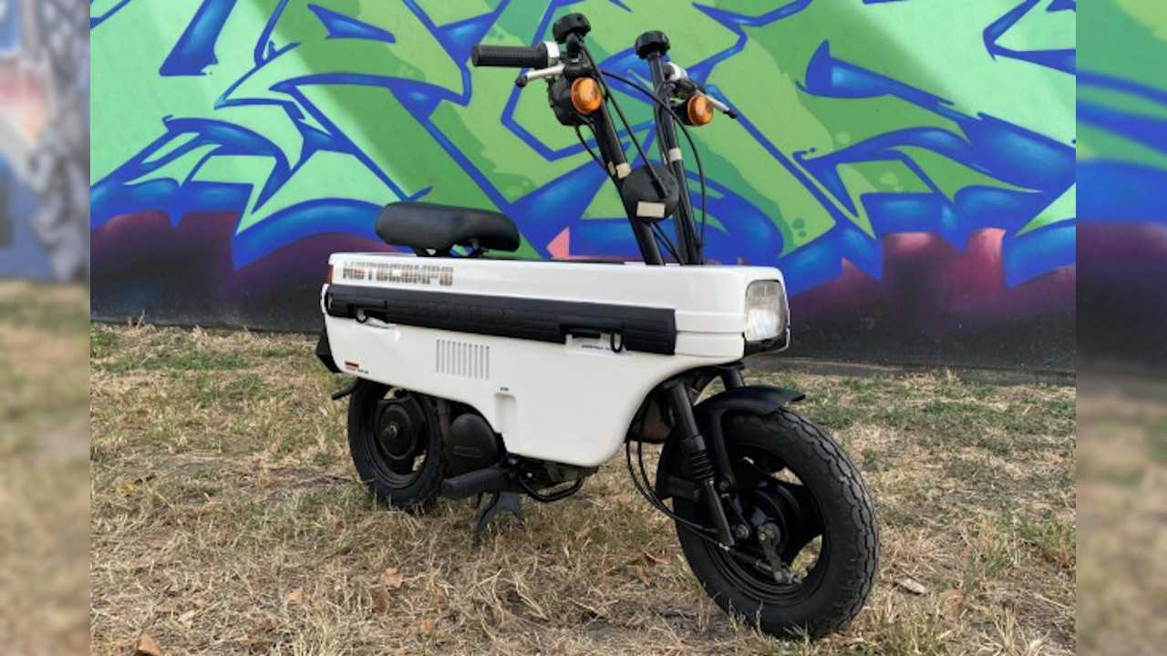 Grab This 1981 Honda Motocompo Before It's Too Late