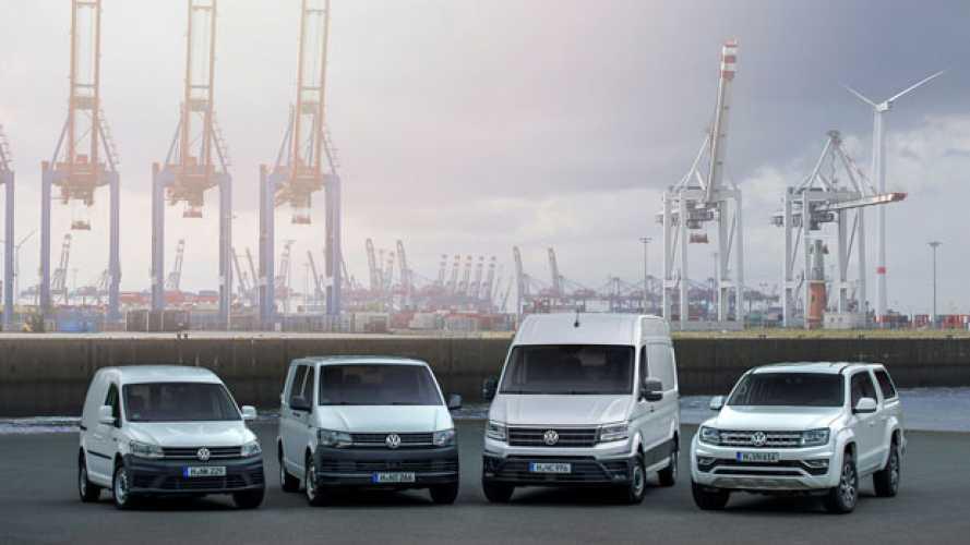 Volkswagen, più veicoli commerciali