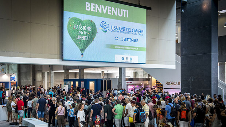 Salone del Camper 2017 al via a Parma