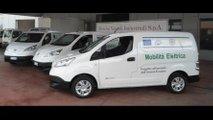 Nissan e-NV200 in Sardegna