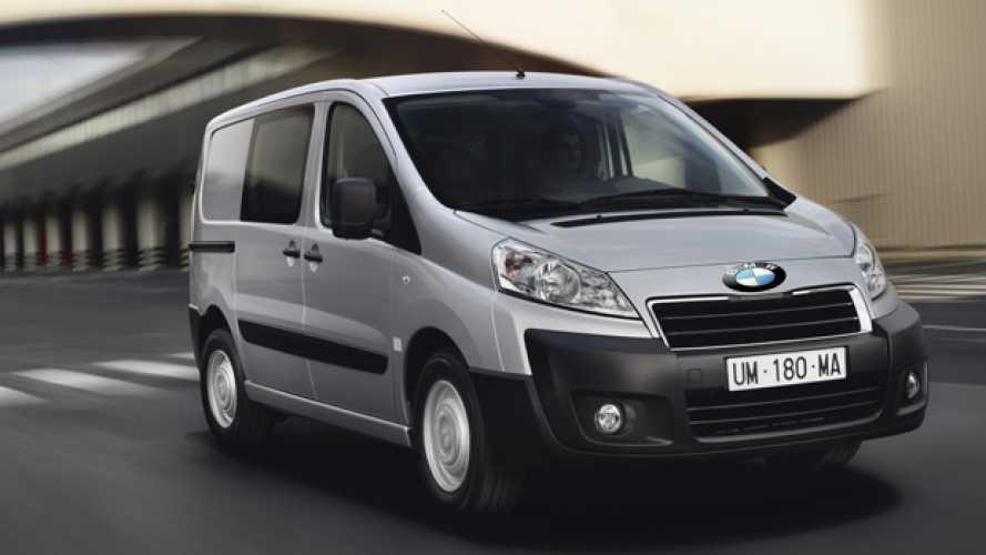 BMW esordisce nel mercato dei van