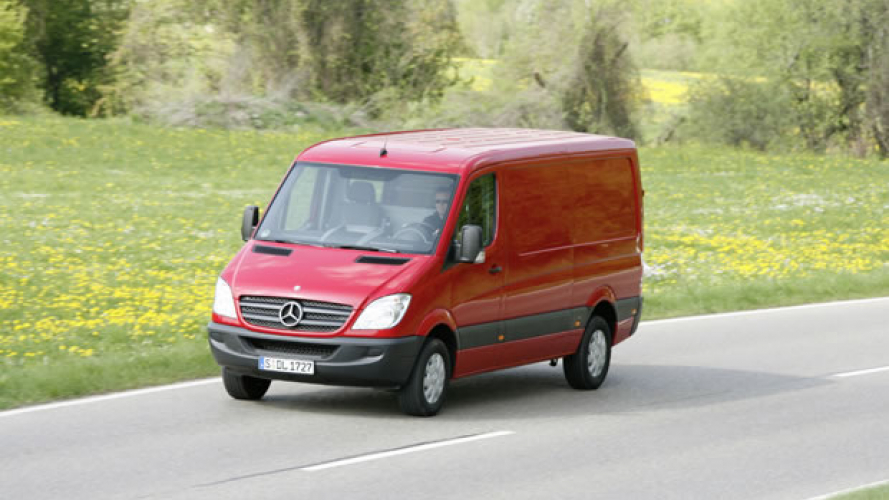 FleetBoard per Sprinter Mercedes-Benz