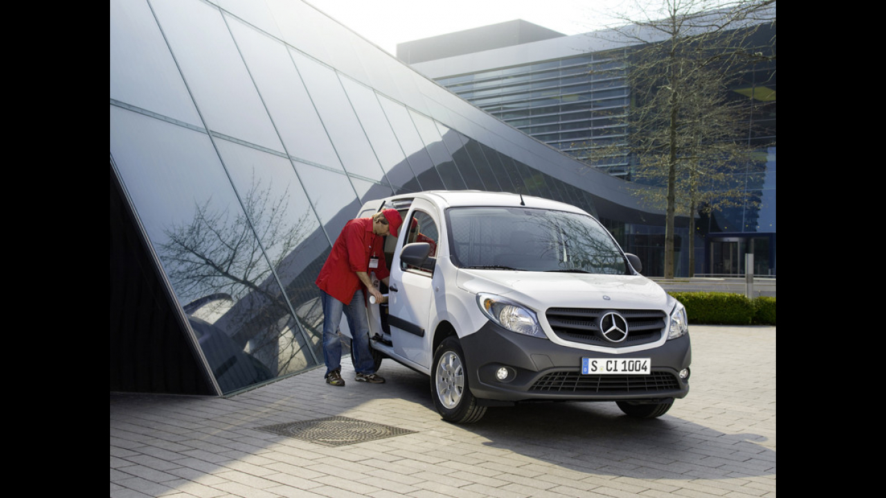 Mercedes-Benz Citan 2