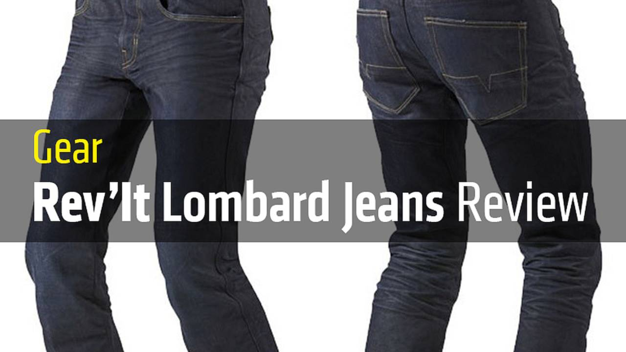 Gear: Rev'It Lombard Jeans Review