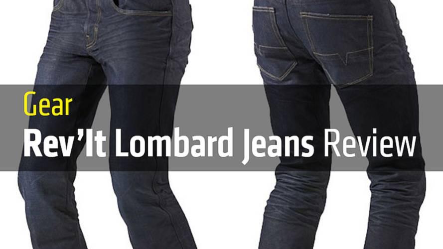 Gear: Rev'It Lombard Jeans Review