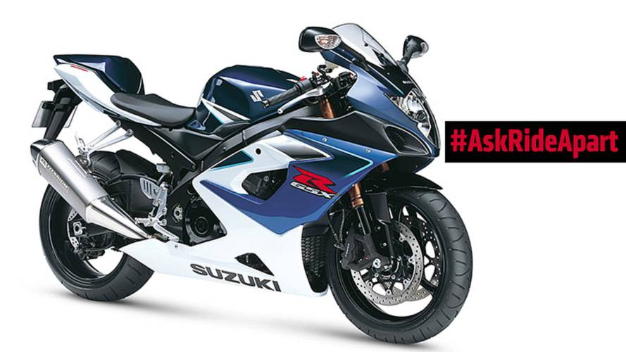 Ask RideApart: Used Sportbike Bargains