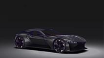 Peugeot Felidae GT Rendering