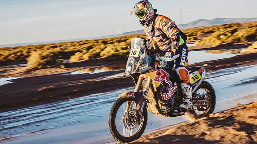 2017 Dakar Stage 10 Results