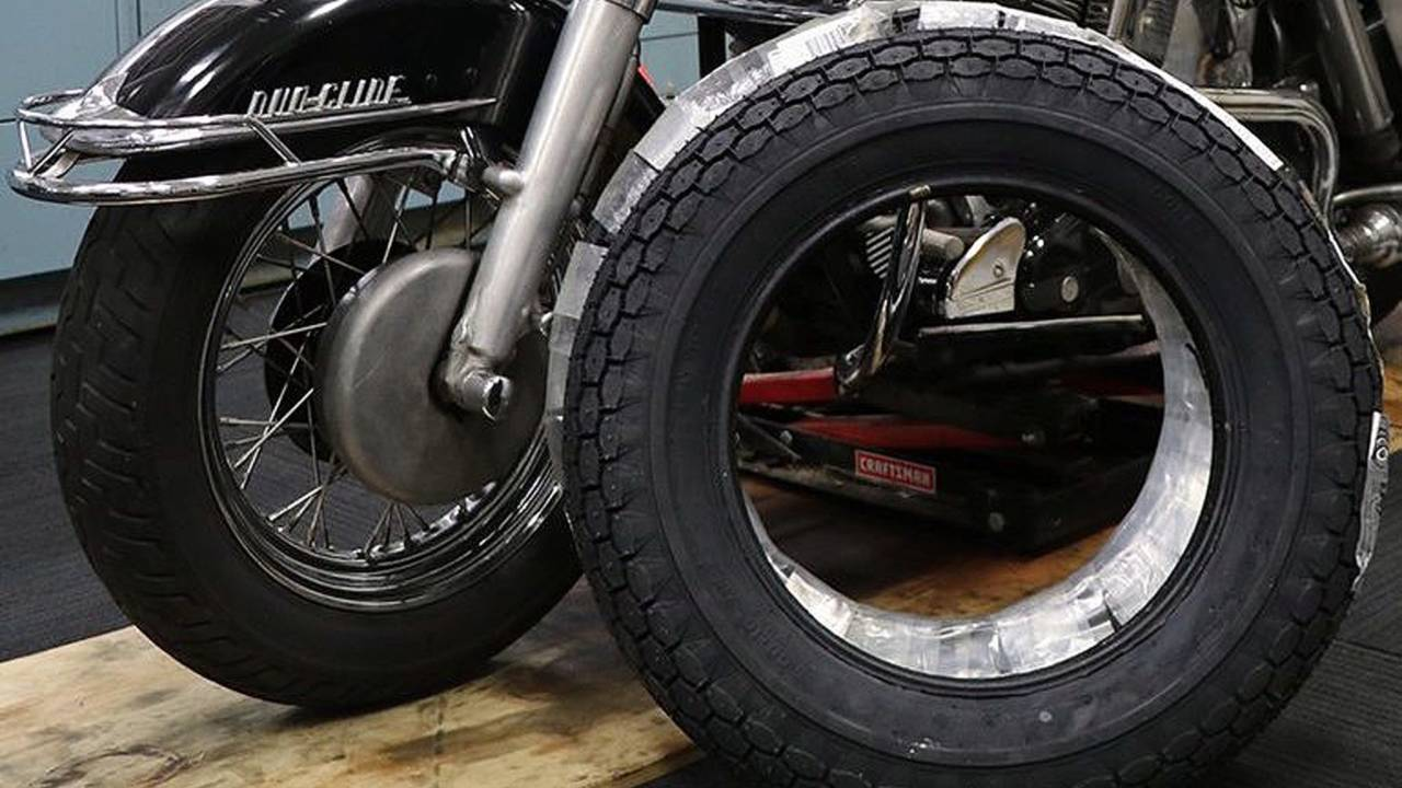 How To Change Motorcycle Tires