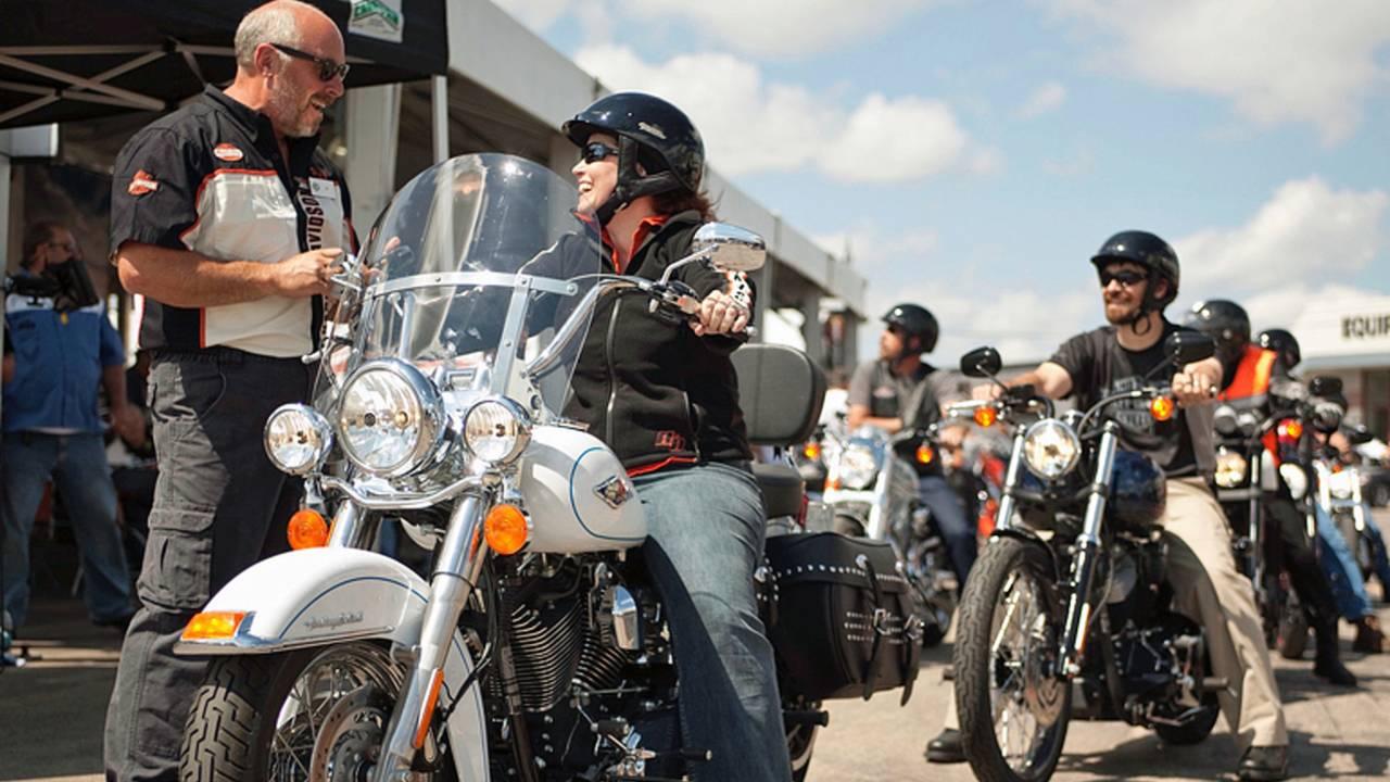 Harley-Davidson Joins Pendleton Bike Week