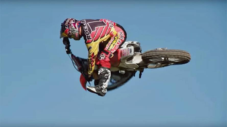 Video of the Day: Roczen Rips McGrath's 1996 CR250R