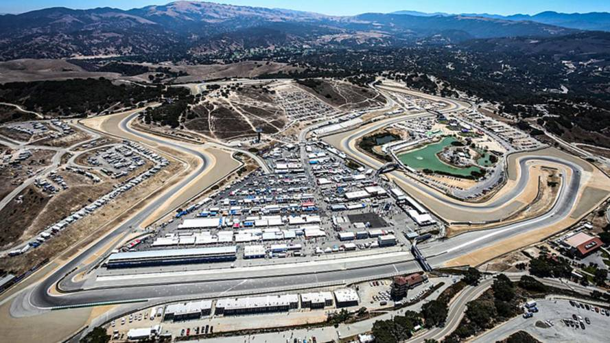 Laguna Seca Stays with SCRAMP