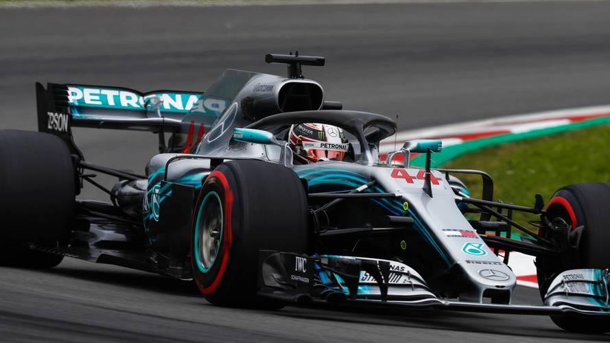 Hamilton pega un golpe sobre la mesa y Alonso entra en Q3