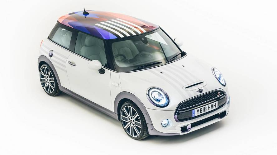 Mini Designs A Car For Harry And Meghan's Royal Wedding