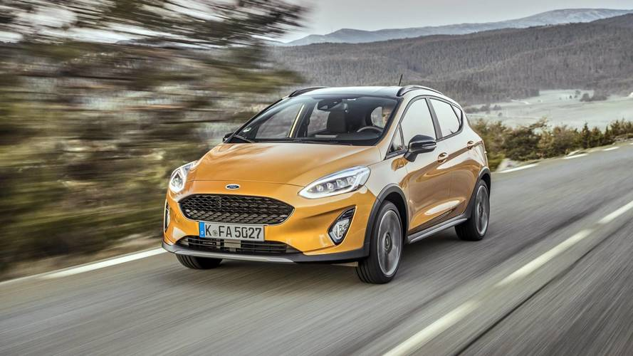 Ford Fiesta Active goes on sale in the UK