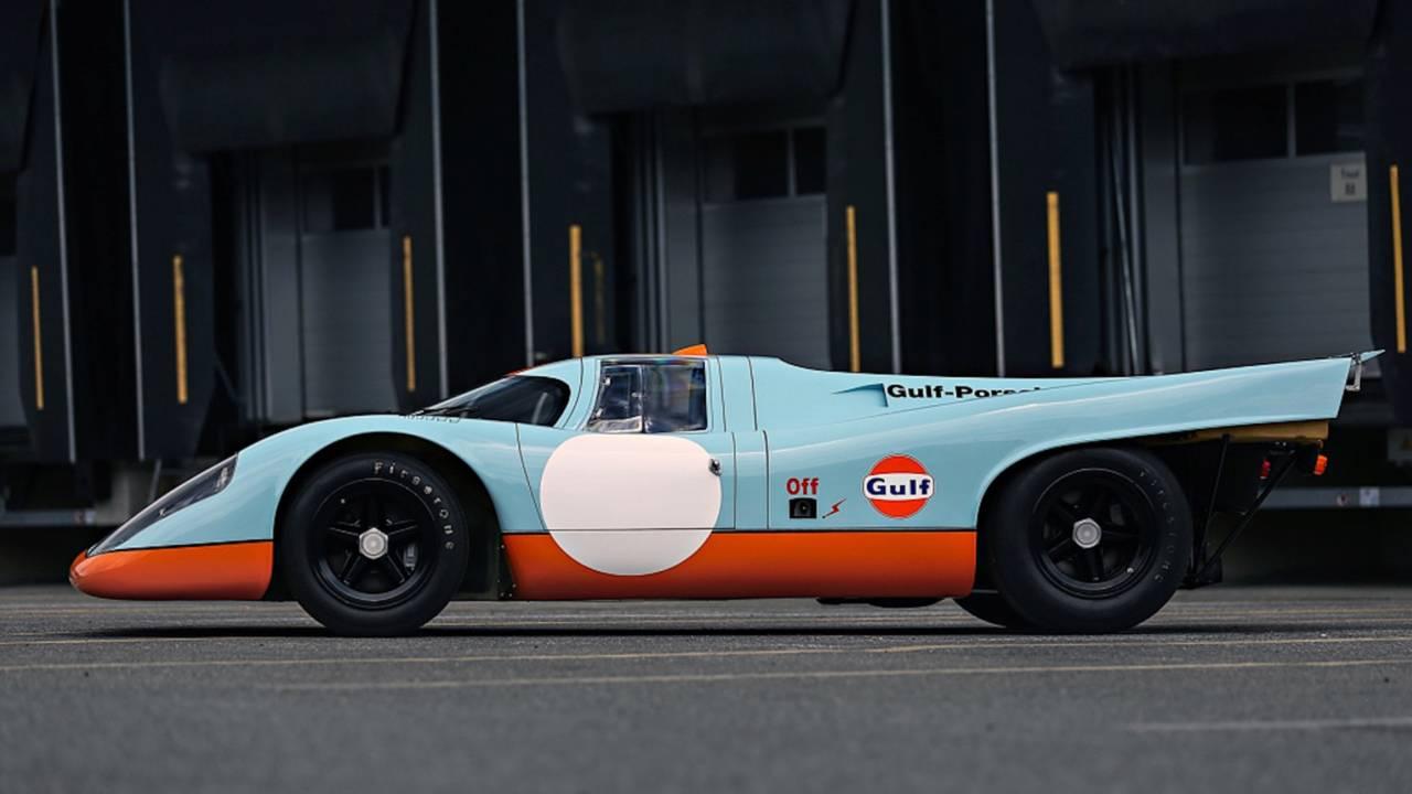 Porsche 917K 1970 - Gulf