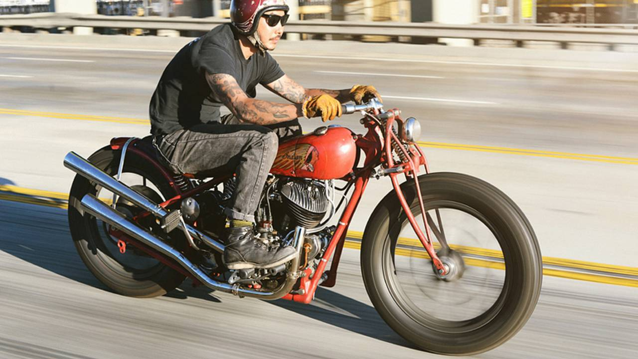 We Hang With the Custom Builder Who Invented