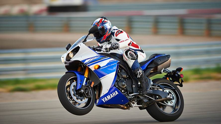 New Yamaha R1 In The Works?