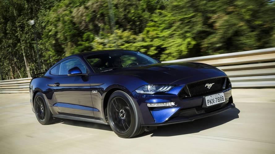 Nova geração do Ford Mustang atrasa e lançamento fica para 2021