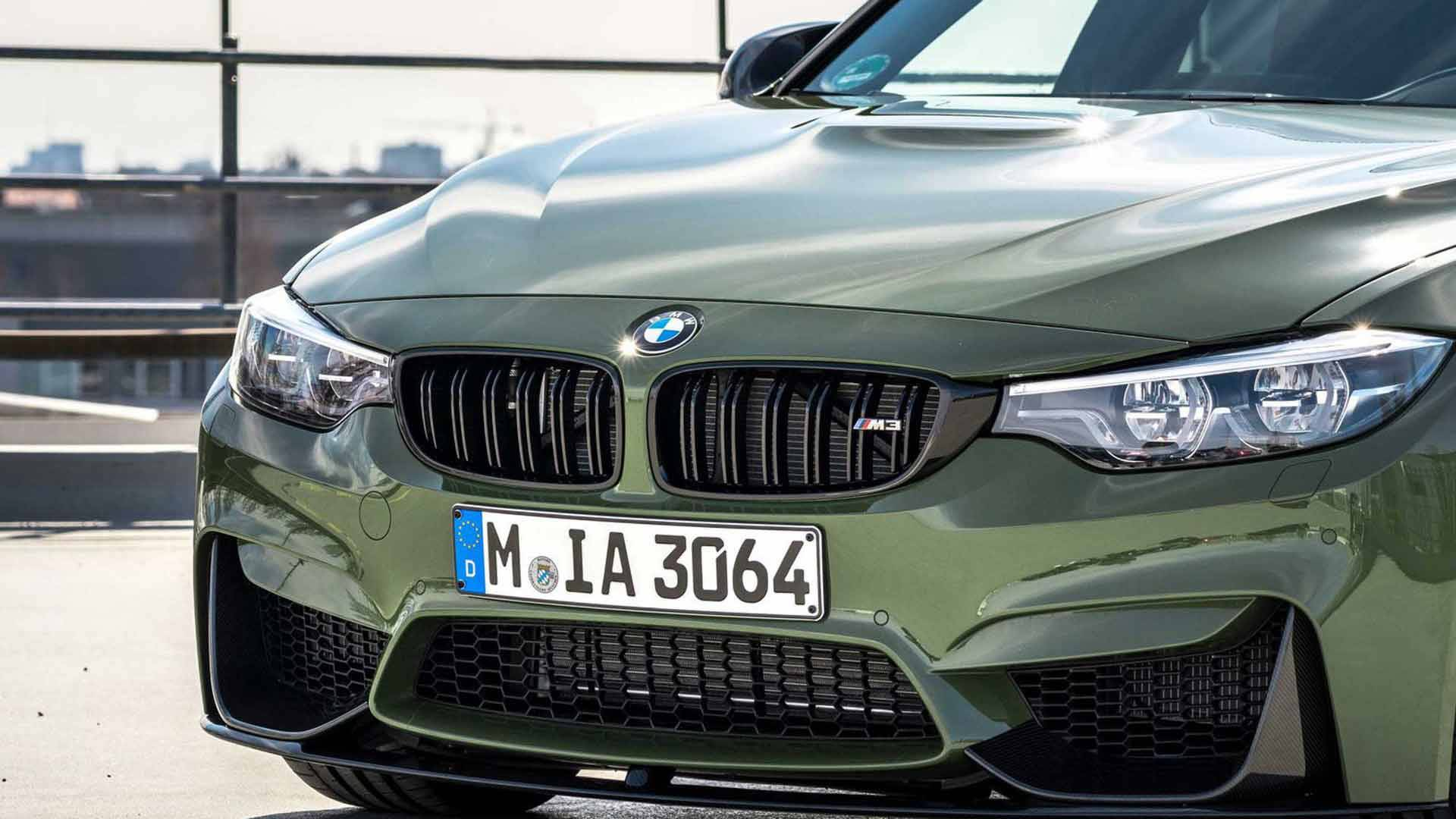 Urban Green M3 By BMW Individual Wears Olive Color That Isn t Drab