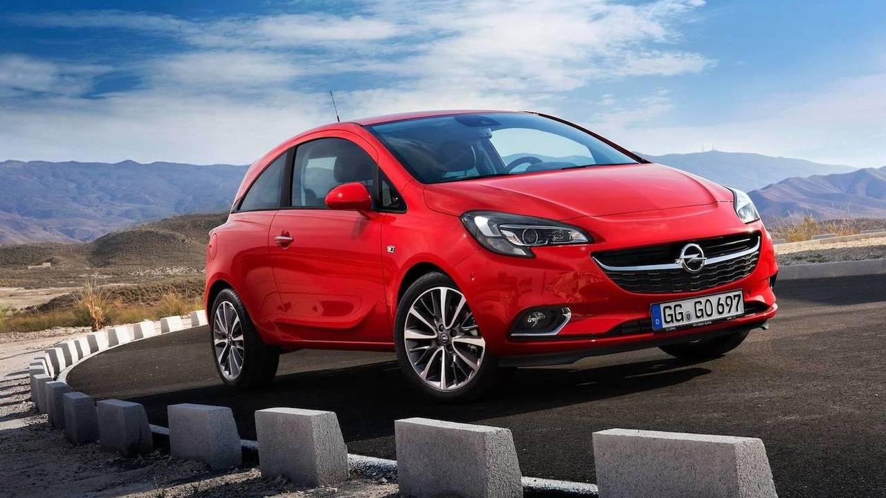 Opel Corsa 3 Puertas 2018