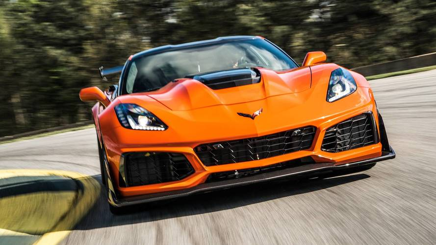 Confirmed: C7 Corvette ZR1 Didn't Beat 7-Minute 'Ring Lap Time