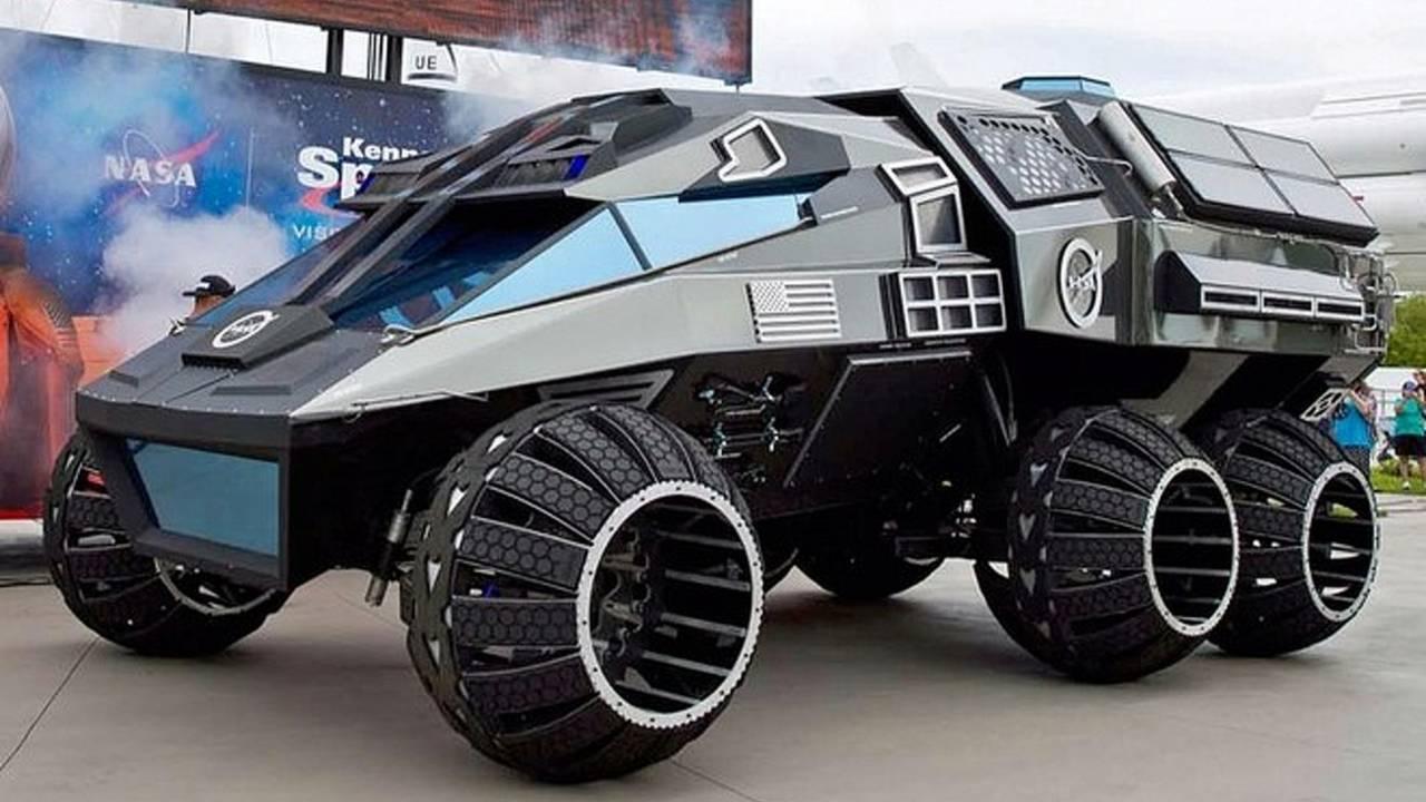 Mars-Prototyp