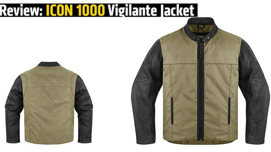 Review: ICON 1000 Vigilante Jacket