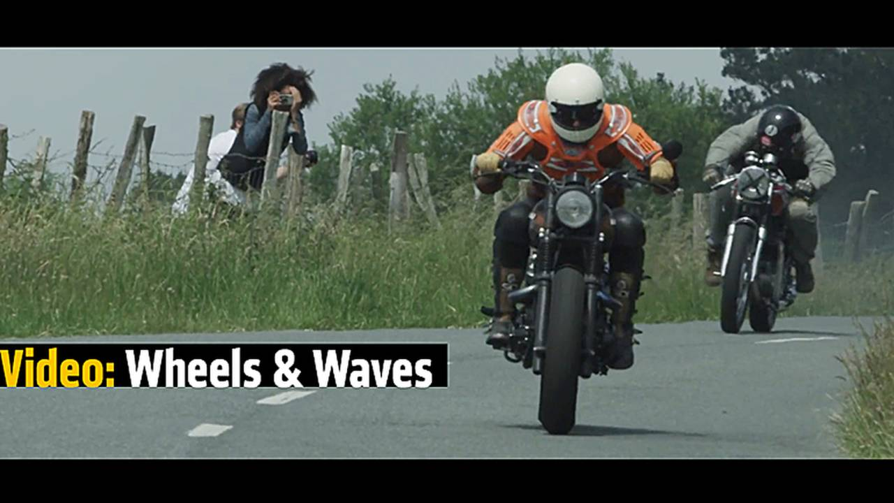 Video: Wheels & Waves