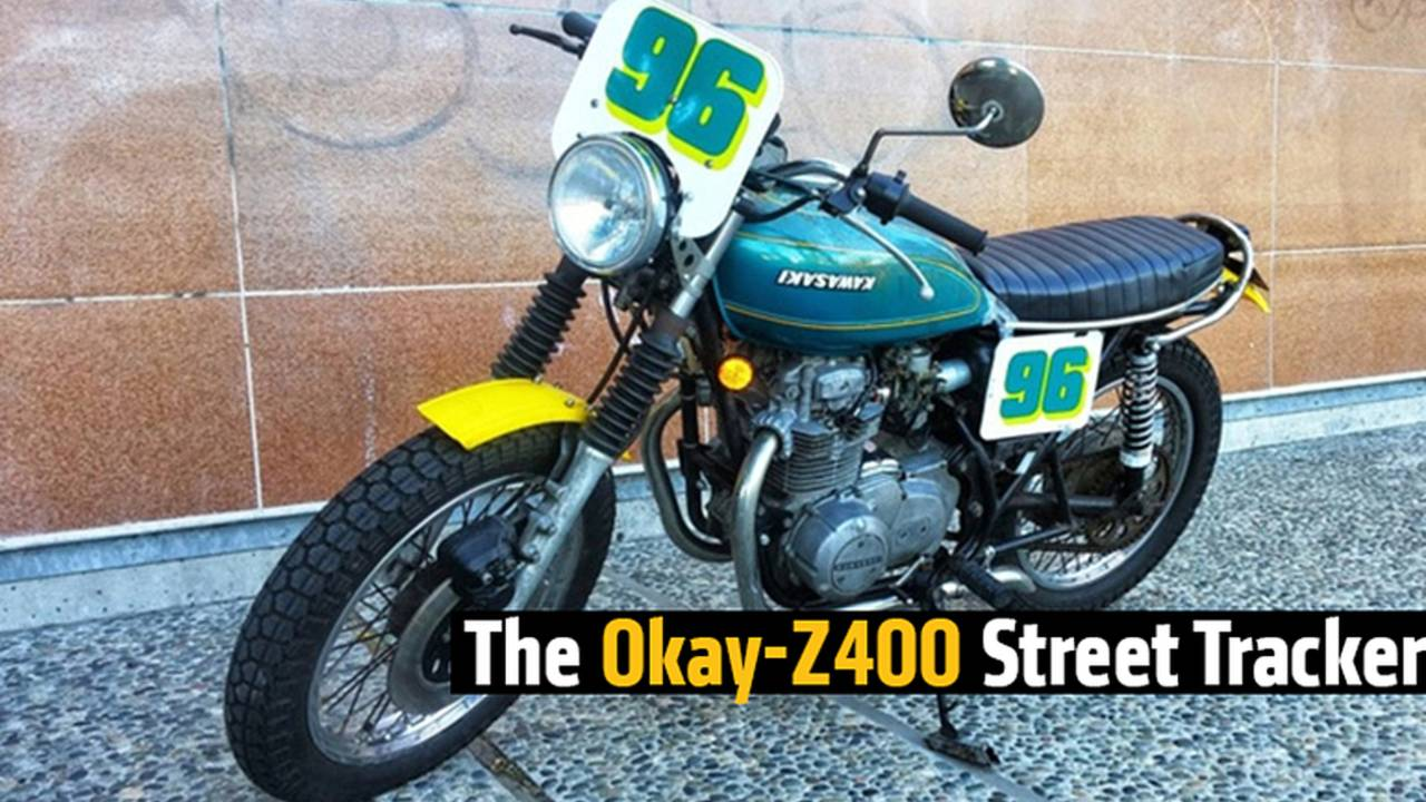 Building the Okay-Z400 Street Tracker - a How-to Budget Build