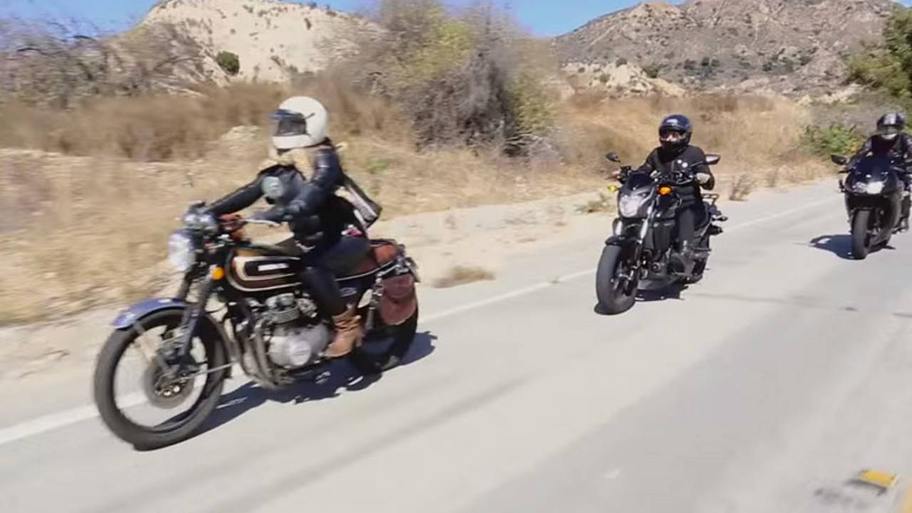 Real Women That Ride:  AMA's Get Women Riding Campaign Features