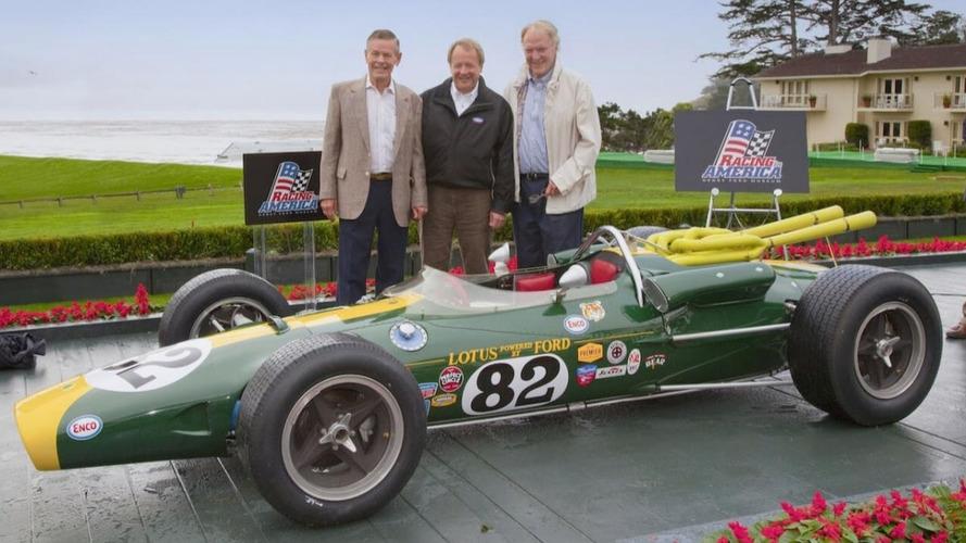 D'anciens vainqueurs de l'Indy 500 vont rejoindre le Concours d'Elegance de Pebble Beach