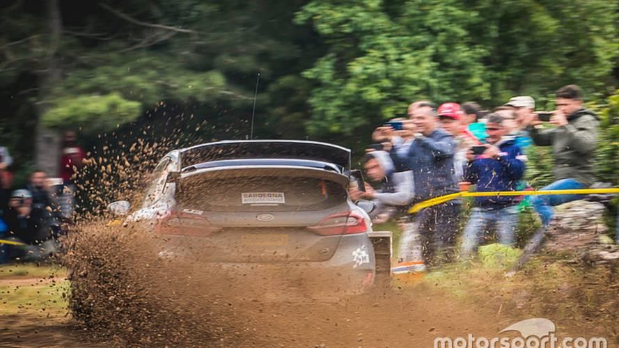 Rally de Cerdeña 2018