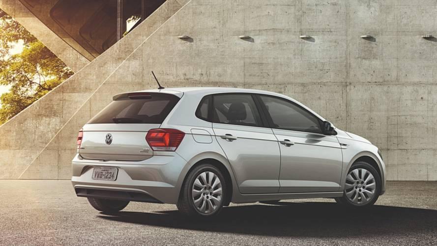 VW Polo e Virtus 1.6 automáticos fazem até 13,8 km/l, segundo Inmetro