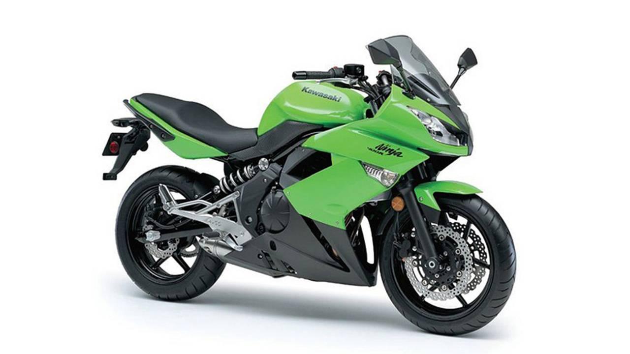 Enter the Ninja - The Kawasaki Ninja 400 Comes to America